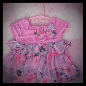LIKE NEW  youngland baby babygirl dress